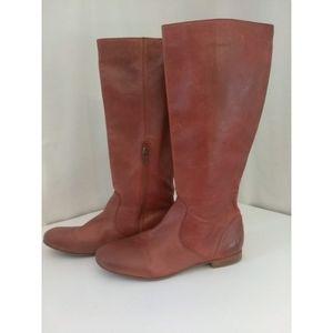 Frye Jillian pull on boots 9
